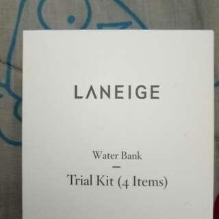 LANEIGE Water Bank Trial Kit (4 Items)