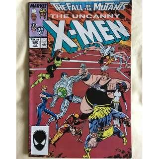 The Uncanny X-Men No. 225