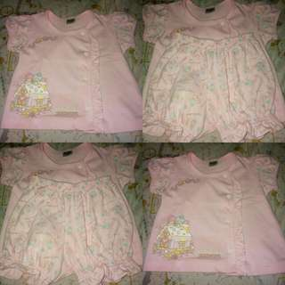 Terno for babies 6-9 months