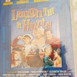 Laugh till it hurts dvd pack