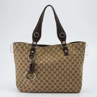Preowned Gucci, Icon Bit Medium Tote Bag - 229852 (POB0005150)
