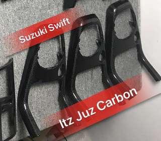 Suzuki Swift Carbon Gear panel