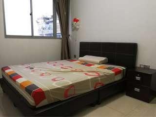 2bedroom apt near city