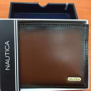 Nautica Wallet Premium 真皮銀包(美國進口)