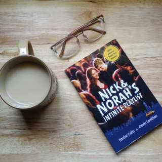 Nick & Norah's Infinite Playlist by Rachel Cohn and David Levothan