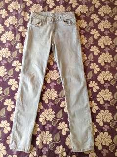 High waisted pants (H&M)