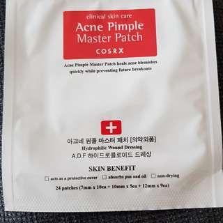 Cosrx acne pimple patch