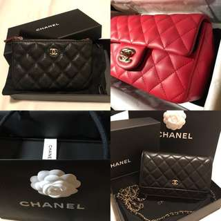 Chanel hot items🔥🔥🔥(see price in description)