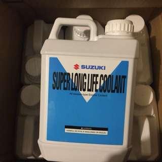 SUZUKI-台鈴-GSX150-漢堡400-原廠水箱精