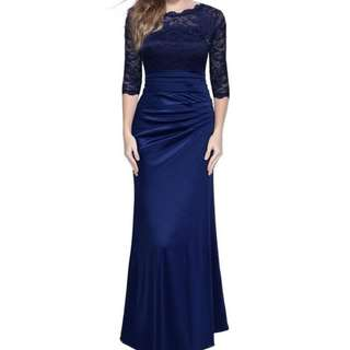 Instock   Sale! Clearance sale dress! Clearing stock! Up to UK 18! Evening Gown, Prom Dress, DND Dress, ROM Dress – EG0148 V1