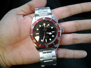 Tudor Blackbay Swiss Divet Watch