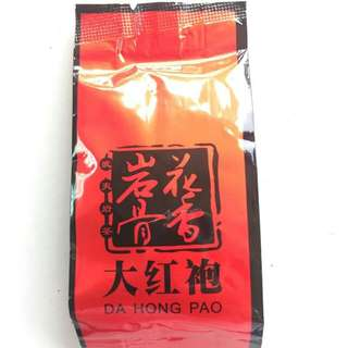 武夷山 大紅袍茶葉