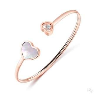 Titanium steel bracelet TB076