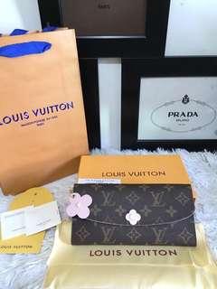 LV Emilie Blooms Wallet