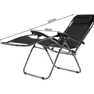 ZERO GRAVITY FOLDING CHAIR