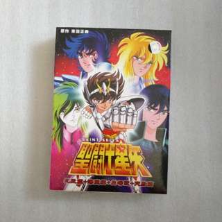 聖鬥士星矢 DVD 共10隻(北歐篇+海皇篇+劇場版+天界篇)