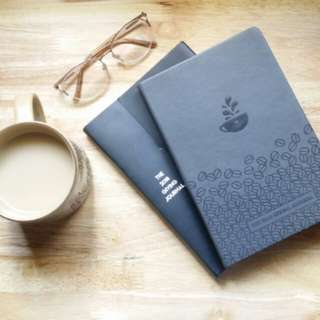 The 2018 Giving Journal by CBTL