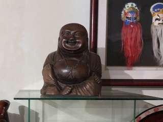 Laughing Buddha 弥勒佛 (Mí Lè Fó) Statue