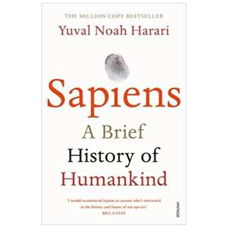 (Ebook) Sapiens a brief history of mankind