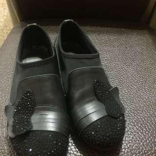 🚚 百貨公司購買真皮鞋6號
