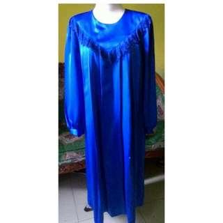 Dress blue vintage