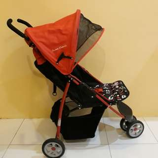 Sweet Cherry Stroller RM100