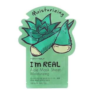 Tony Moly / Tonymoly Aloe Mask Sheet