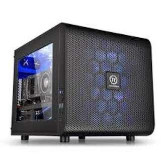 Thermaltake Core v21 pc case, mini itx, micro atx.