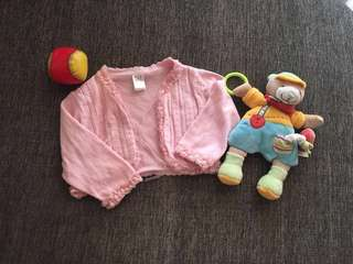 🎀 💯 GAP Toddler Cardigan