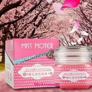 Miss Moter Cherry Blossom Beauty Face Wax