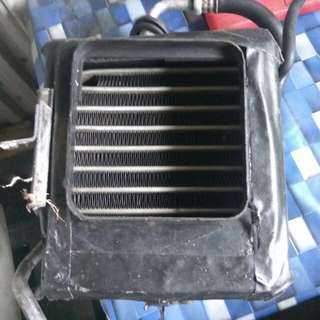 Iswara cooling coil