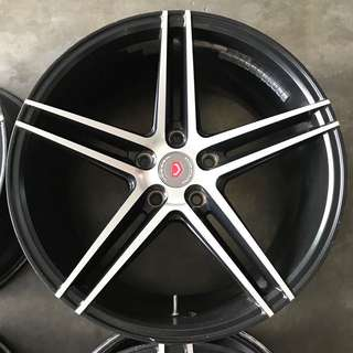 Rim Vossen Precision 18 inch camry accord civic