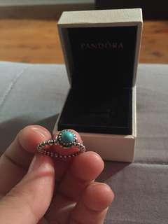 Genuine Pandora Ring - Size 52