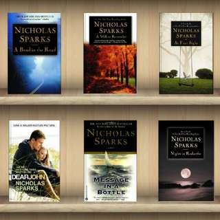 Nicholas Sparks Ebook