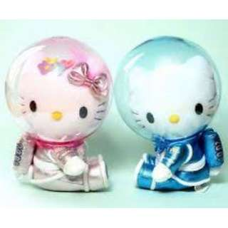 Hello Kitty X Dear Daniel Wedding Plushies (Space Wedding)