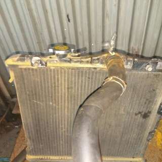Iswara radiator (manual)
