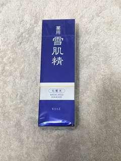 Kose Medicated Sekkisei Toner 360ml