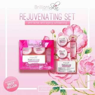 Brillian rejuvenating set