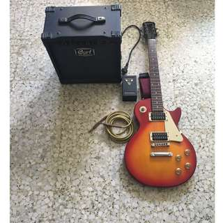 Epiphone Les Paul 100 bundle