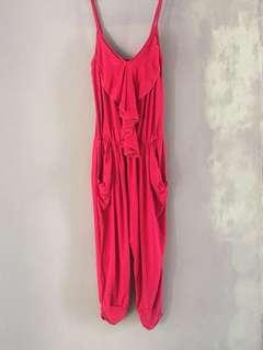 Pink Jumpsuit 💗