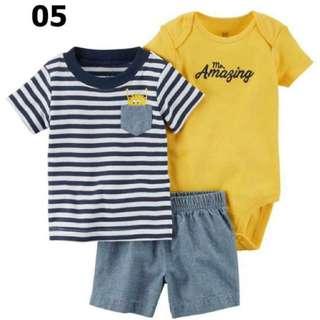 Baju bayi cowo