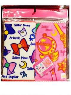 代購*日本環球影城限定USJ美少女戰士Sailor Moon 一套兩款小毛巾