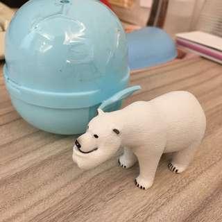 戽斗動物園 厚道星球 P3 第三彈 北極熊