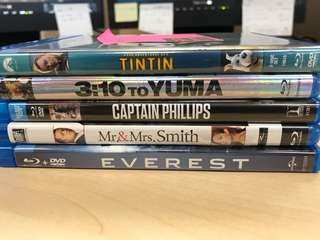 Used blu rays from amazon