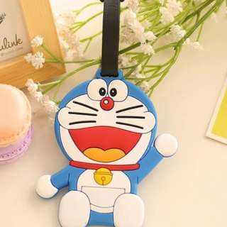 Doraemon Luggage Tag/Bag Tag