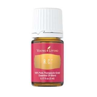 5ml RC Young Living Essential Oil