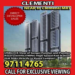 Twin View - Clementi Condo