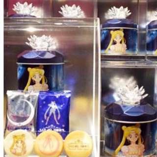 代購*日本環球影城限定USJ美少女戰士Sailor Moon 銀水晶