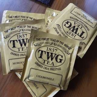 Authentic TWG Prestige Tea