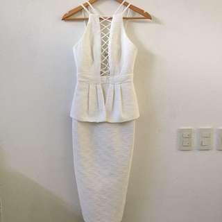 Sheike Ivory Coco Dress